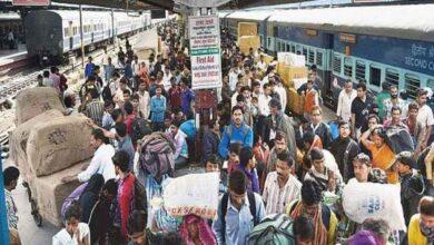 Photo of किसान आंदोलन से पंजाब में 38 ट्रेनें प्रभावित